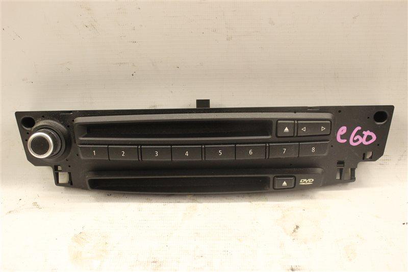 Консоль магнитофона Bmw 5 Series 530I E60N N52B30A 03/2008