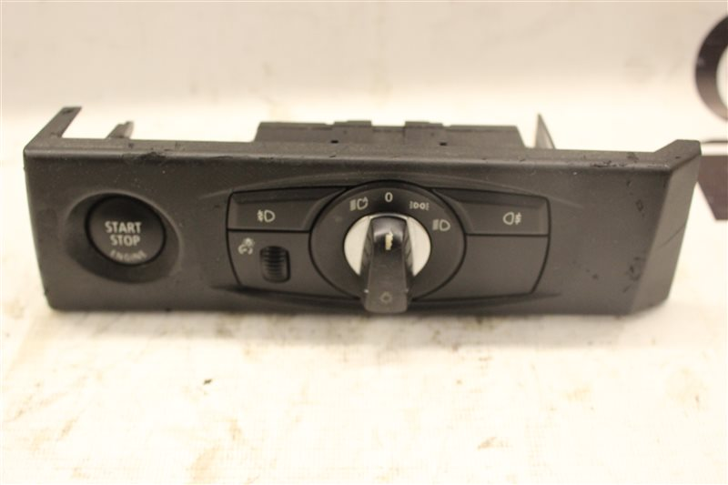 Блок управления светом Bmw 5 Series 530I E60N N52B30A 03/2008