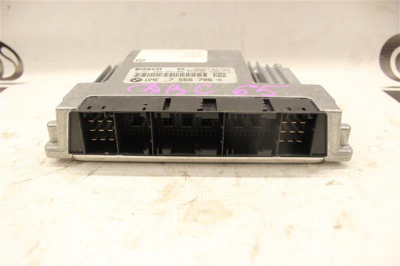 Блок управления Bmw 7 Series E65 N62B48B 05/2007