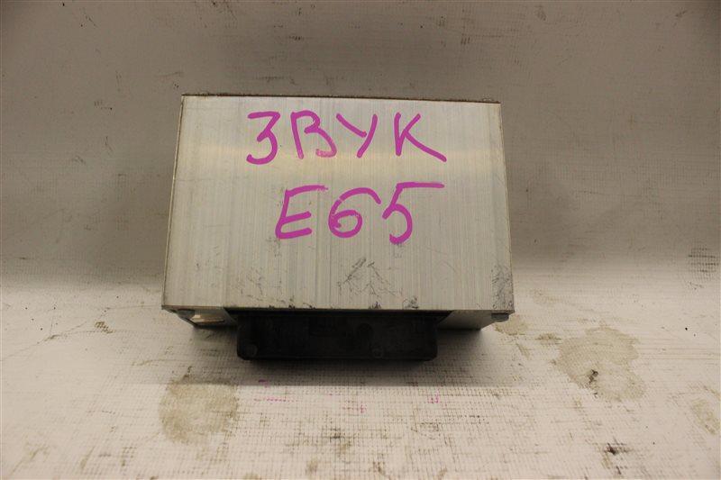 Усилитель звука Bmw 7 Series E65 N62B48B 05/2007