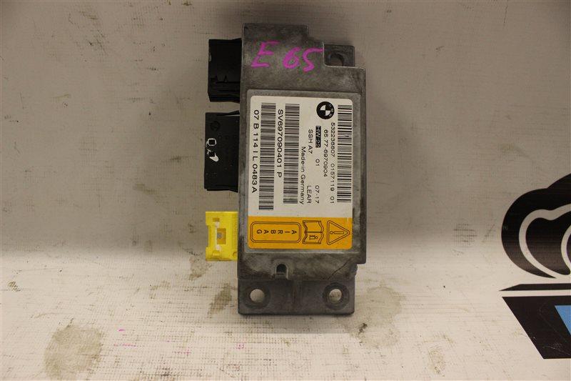 Блок управления аирбаг Bmw 7 Series E65 N62B48B 05/2007