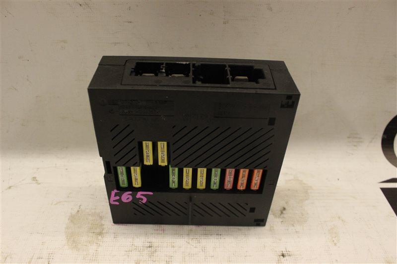 Блок предохранителей Bmw 7 Series E65 N62B48B 05/2007