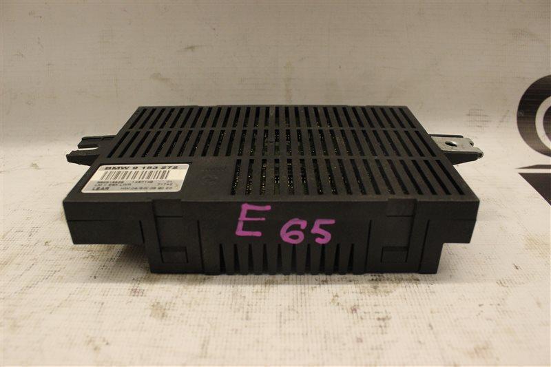 Блок управления светом Bmw 7 Series E65 N62B48B 05/2007
