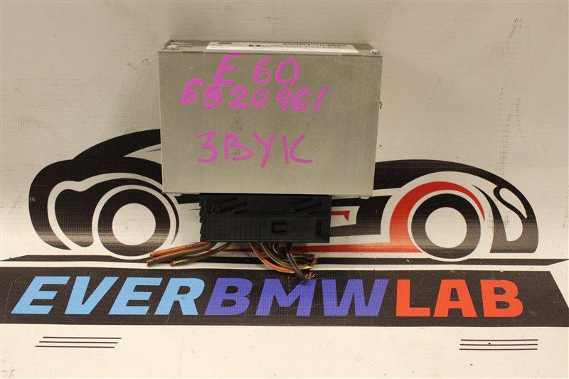 Усилитель звука Bmw 5 Series 530I E60N N52B30A 03/2008