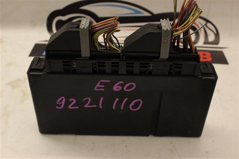 Кузовной межсетевой преобразователь Bmw 5 Series 530I E60N N52B30A 03/2008