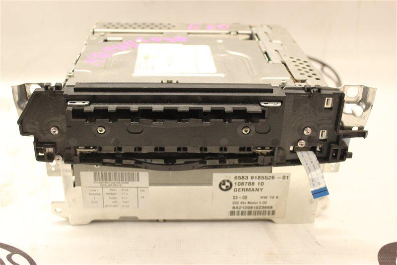 Магнитола Bmw 5 Series 530I E60N N52B30A 03/2008