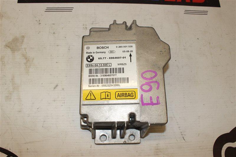 Блок srs Bmw 3-Series 320I E 90 N46B20B 09/2005