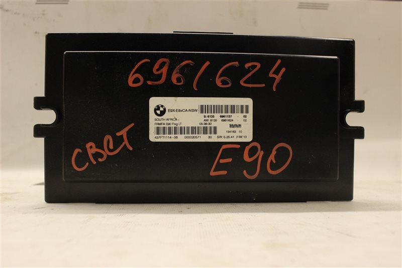 Блок управления светом Bmw 3-Series 320I E 90 N46B20B 09/2005
