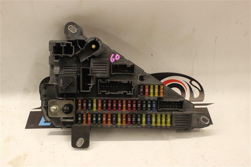 Блок предохранителей Bmw 5 Series 530I E60N N52B30A 03/2008