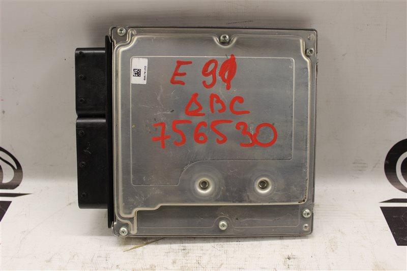 Блок управления двигателем Bmw 3-Series 320I E91 N46B20B 07/2007