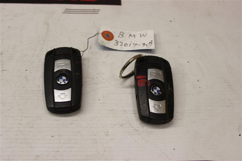 Ключ зажигания Bmw 3-Series 320I E91 N46B20B 07/2007