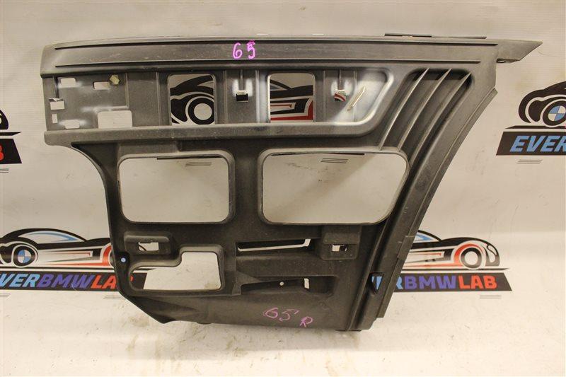 Крепление бампера Bmw 7 Series E65 N62B48B 05/2007 заднее правое