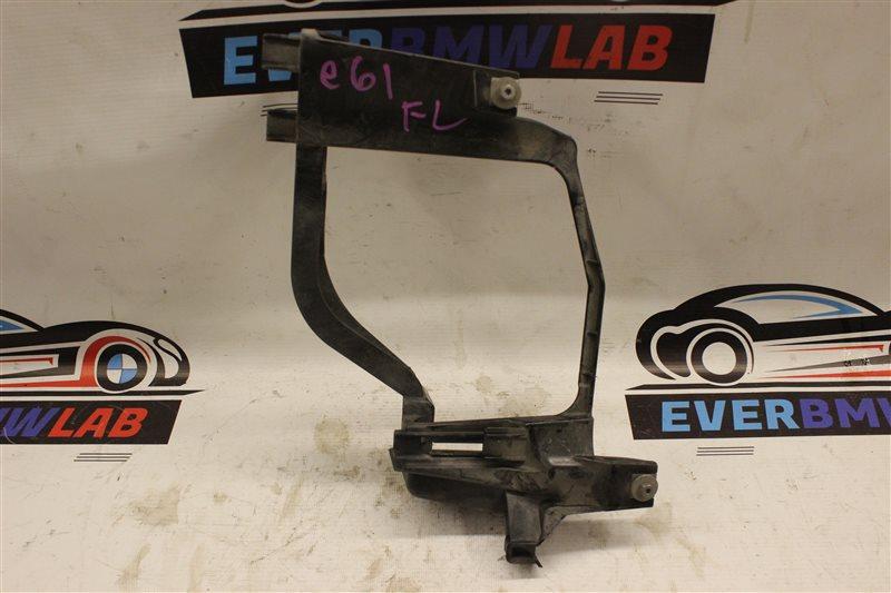 Крепление фары Bmw 5 Series 525I E61 M54B25 (256S5) 04/2004 переднее левое