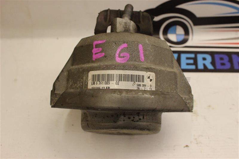 Подушка двигателя Bmw 5 Series 525I E61 M54B25 (256S5) 04/2004 левая