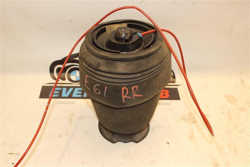 Пневмобалон Bmw 5 Series 525I E61 M54B25 (256S5) 04/2004 задний правый