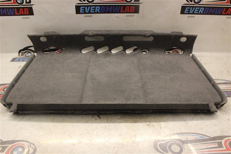 Пол багажника Bmw 7 Series E65 N62B48B 05/2007