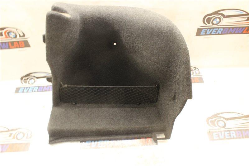 Обшивка багажника Bmw 5 Series 530I E60N N52B30A 03/2008
