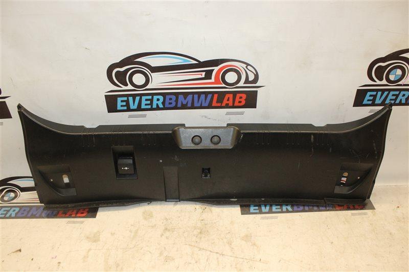 Пластик багажника Bmw 5 Series 530I E60N N52B30A 03/2008
