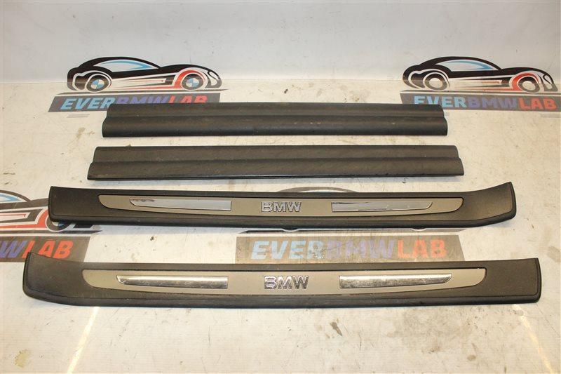 Накладка на порог Bmw 7 Series E65 N62B48B 05/2007
