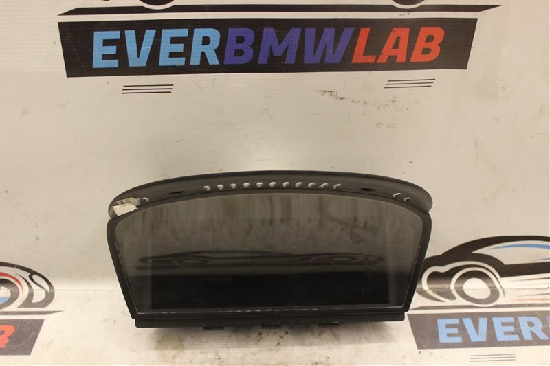 Монитор Bmw 5 Series 530I E60N N52B30A 03/2008