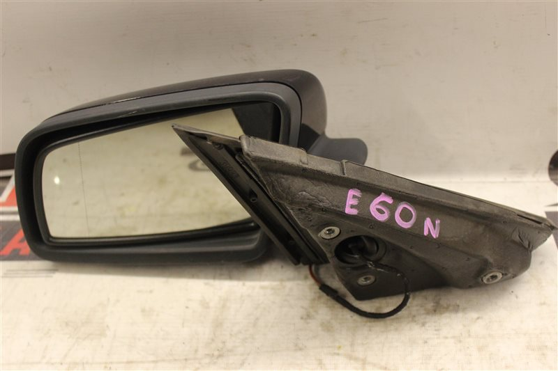 Зеркало Bmw 5 Series 530I E60N N52B30A 03/2008 левое