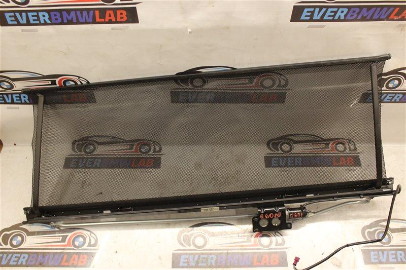 Шторка багажника Bmw 5 Series 530I E60N N52B30A 03/2008