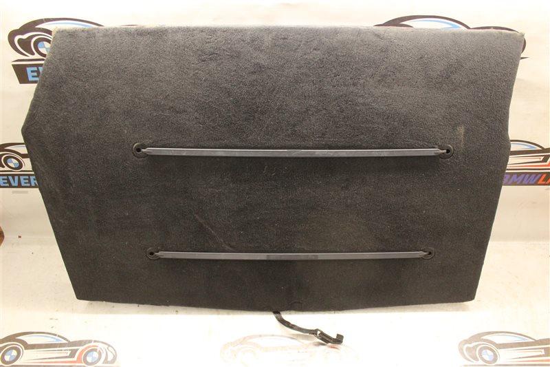 Пол багажника Bmw 3-Series 318I E46 M43TU 06/2001