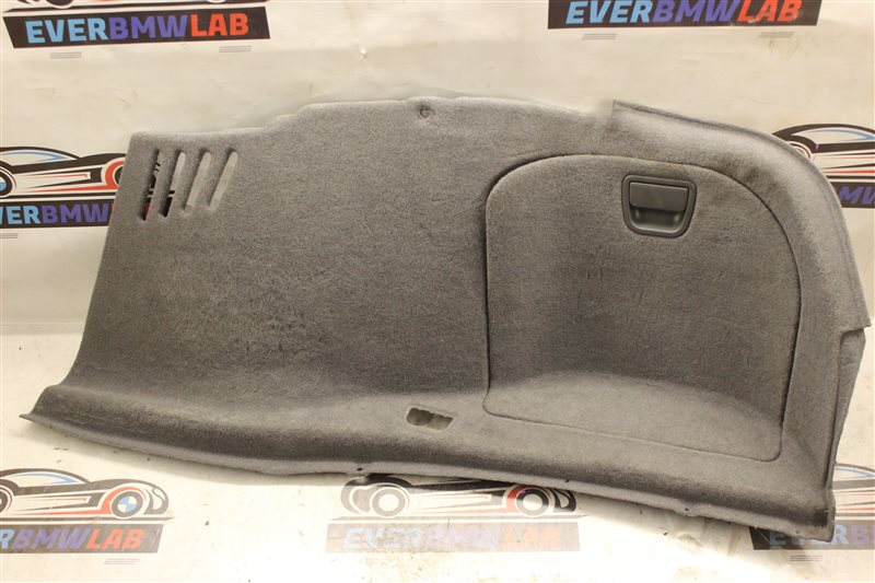 Обшивка багажника Bmw 7 Series E65 N62B48B 05/2007 правая