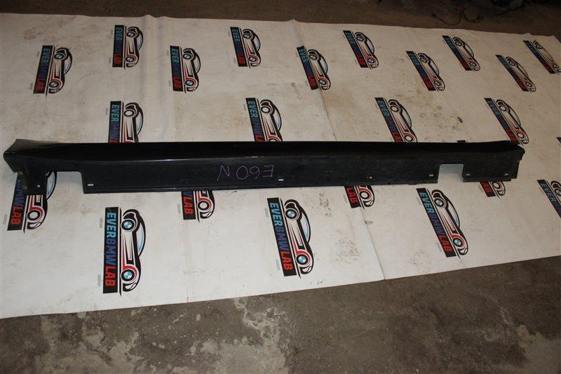Обвес пластиковый Bmw 5 Series 530I E60N N52B30A 03/2008