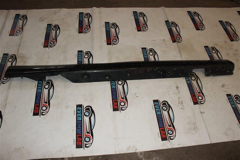 Обвес пластиковый Bmw 3-Series 318I E46 N46B20A 2005