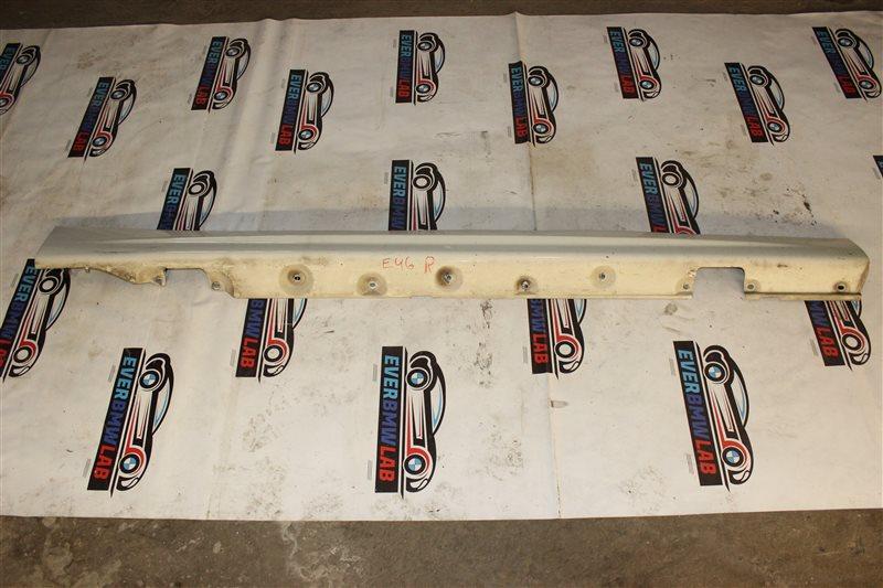 Обвес пластиковый Bmw 3-Series 318I E46 N42B20A 06/2003 правый