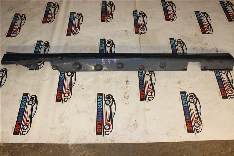 Обвес пластиковый Bmw 3-Series 318I E46 M43TU 06/2001 левый