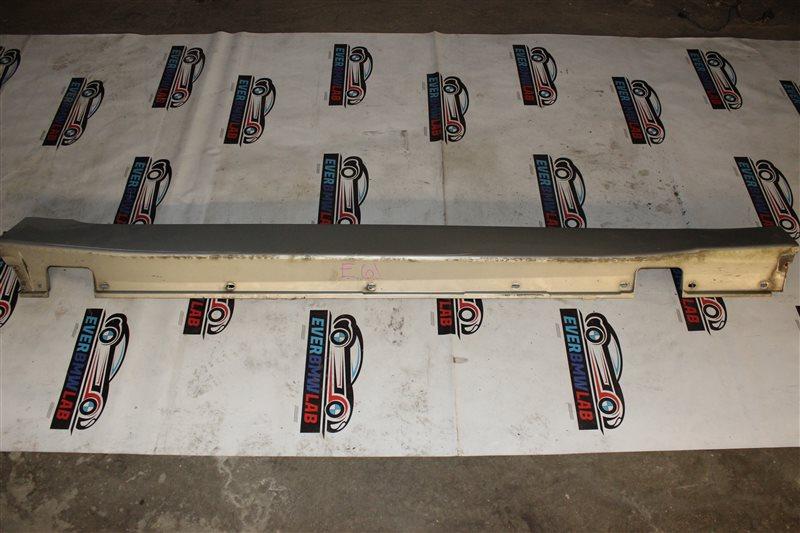Обвес пластиковый Bmw 5 Series 525I E61 M54B25 (256S5) 04/2004 правый