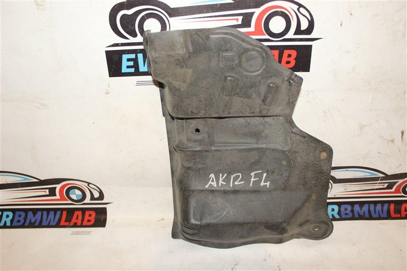 Защита Nissan March AK12 CR12(DE) 2003 передняя левая