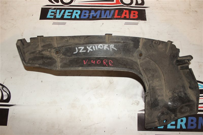 Подкрылок Toyota Verossa JZX110 1JZ-FSE-D4 2001 задний правый