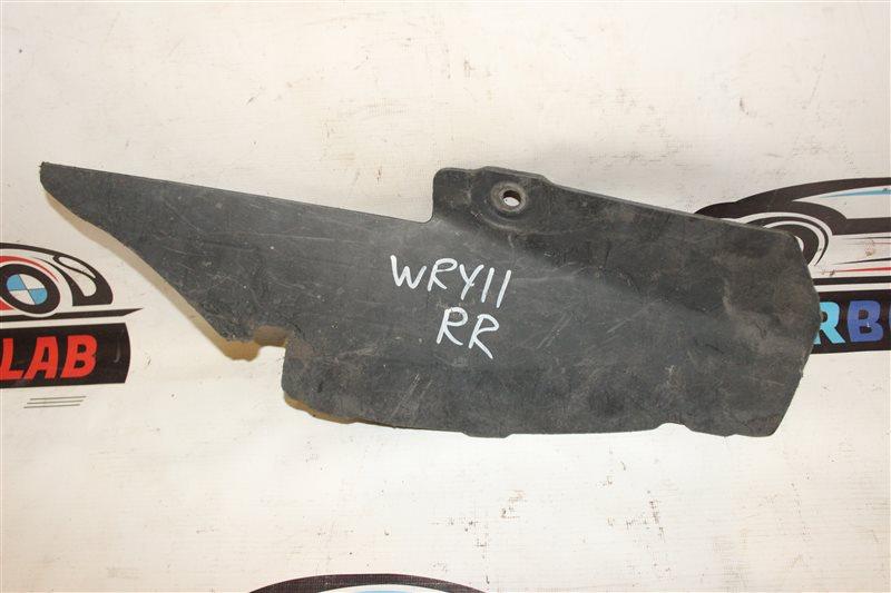 Подкрылок Nissan Wingroad WRY11 QR20(DE) 2001 задний правый