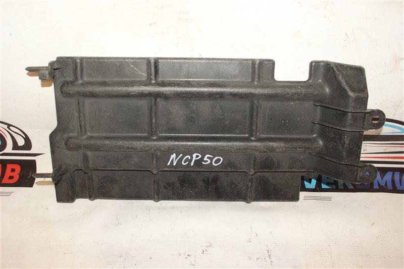 Защита радиатора Toyota Probox NCP50 2NZ-FE 2006