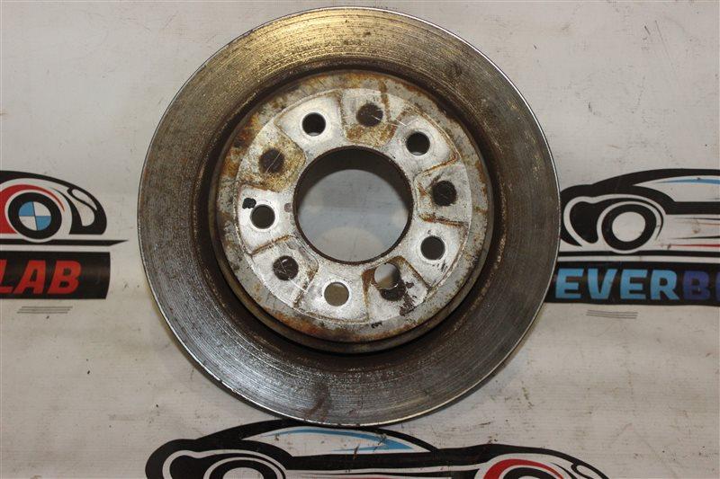 Тормозной диск Bmw 3-Series 320I E91 N46B20B 07/2007 задний