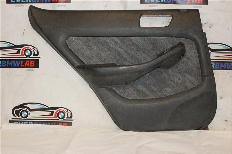 Обшивка двери Honda Accord CF3 F18B 1999 задняя левая