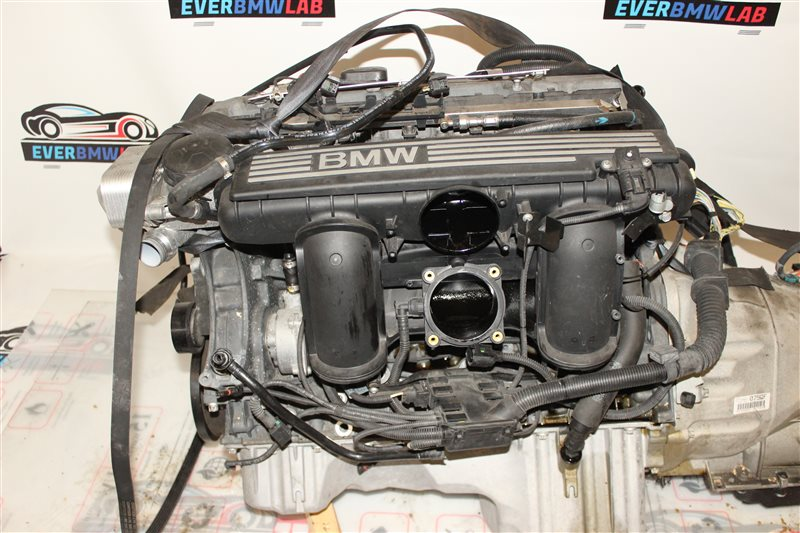 Двигатель Bmw 5 Series 525I E61 N52B25A 12/2005