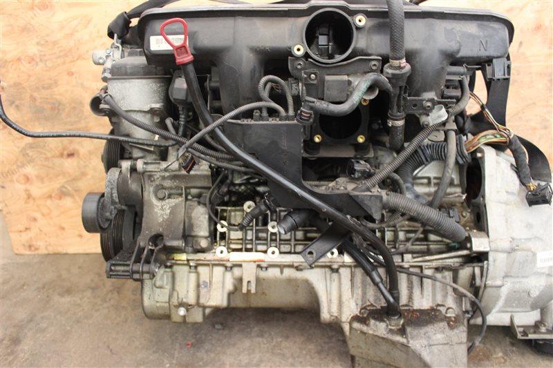 Двигатель Bmw 5 Series 525I E60 256S5 03/2004