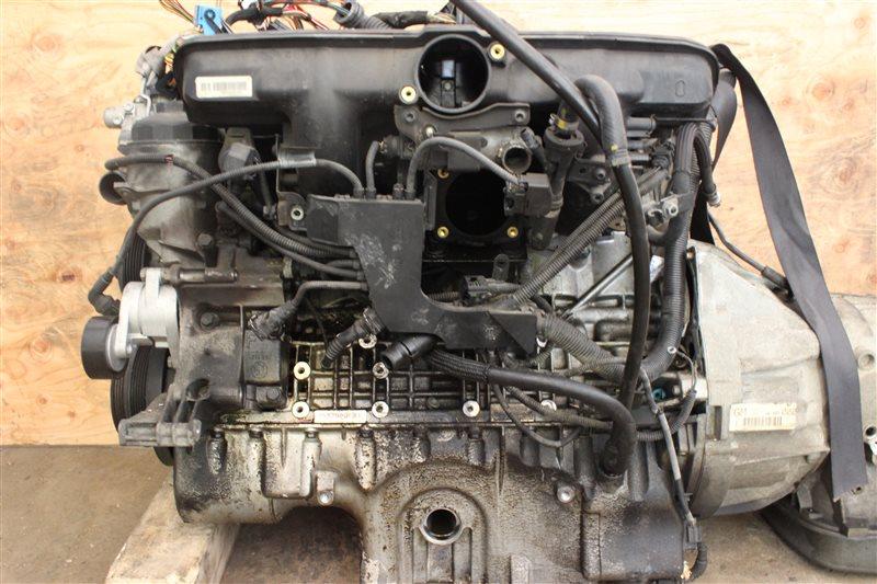 Двигатель Bmw X5 E53 SAV 306S3 М54B30 03/2003