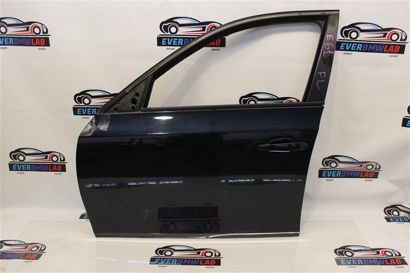 Дверь Bmw 5 Series 525I E61 N52B25A 12/2005 передняя левая