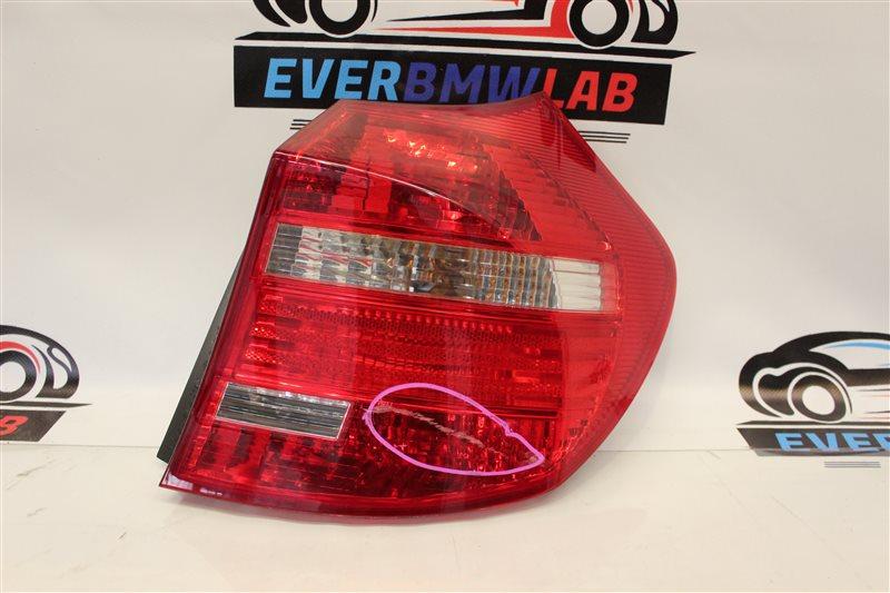 Стоп-сигнал Bmw 1 Series E87N N45B16A 03 2007 правый