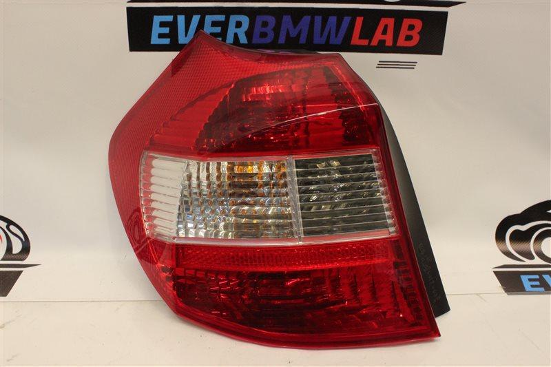 Стоп-сигнал Bmw 1 Series E87 N46B20B 06/2006 левый