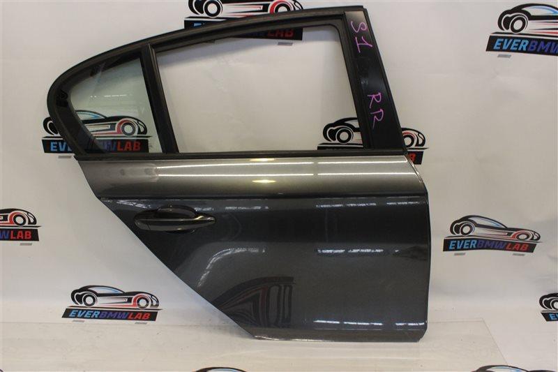 Дверь Bmw 1 Series E87 N46B20B 06/2006 задняя правая