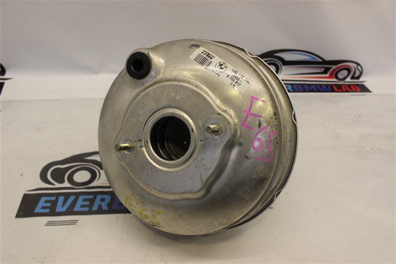 Вакуумный усилитель Bmw 7 Series 745I E65 N62B44A. 12/2002