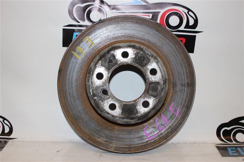 Тормозной диск Bmw 5 Series 525I E61 N52B25A 12/2005 передний