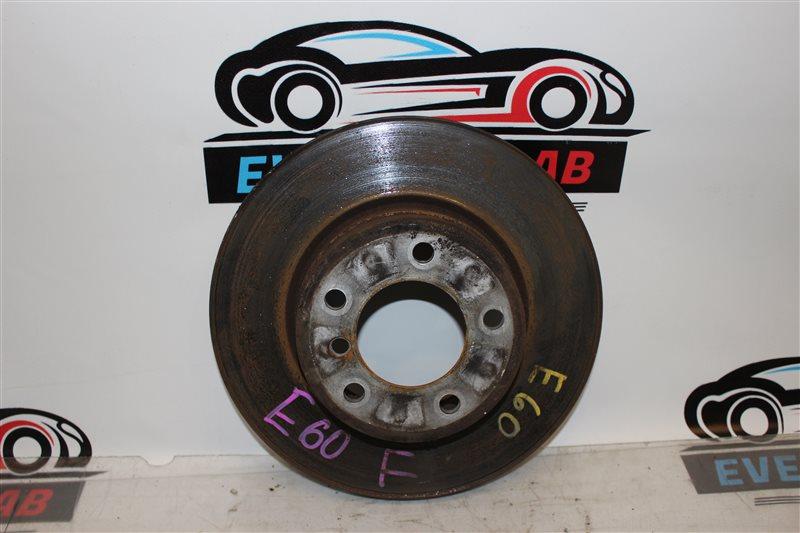Тормозной диск Bmw 5 Series 525I E60 256S5 03/2004 передний