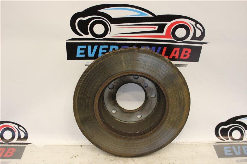 Тормозной диск Bmw 1 Series E87 N46B20B 06/2006 передний